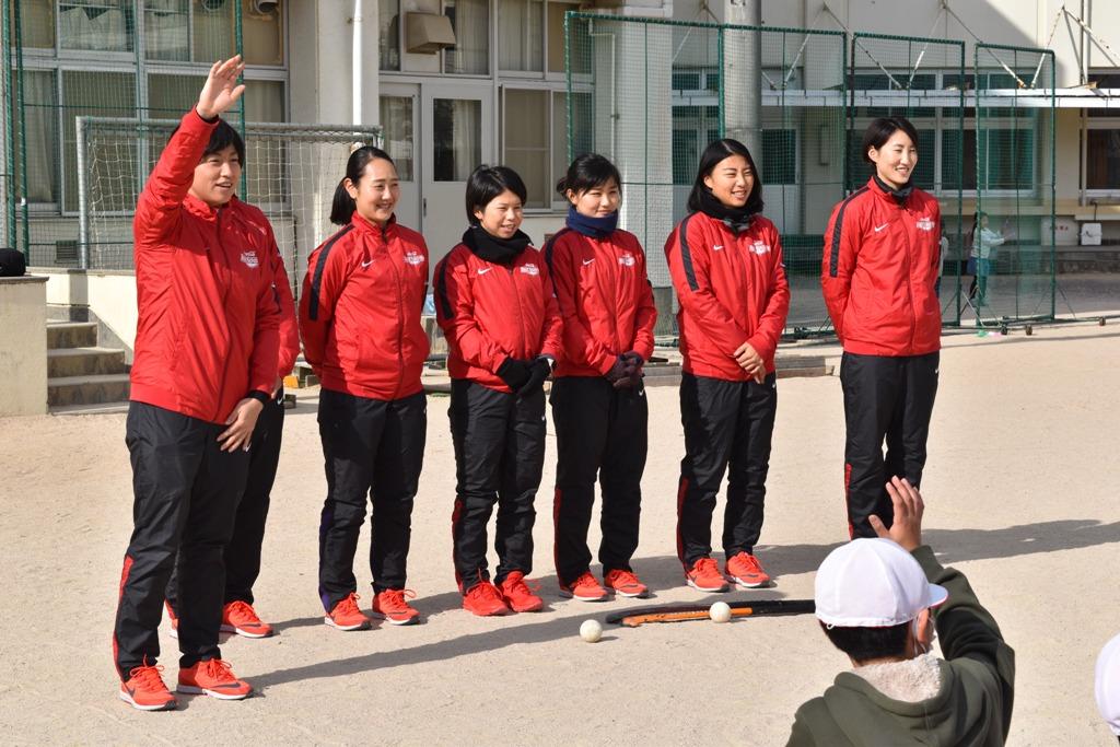 Do Sports  Itsukaichi Kannon elementary school