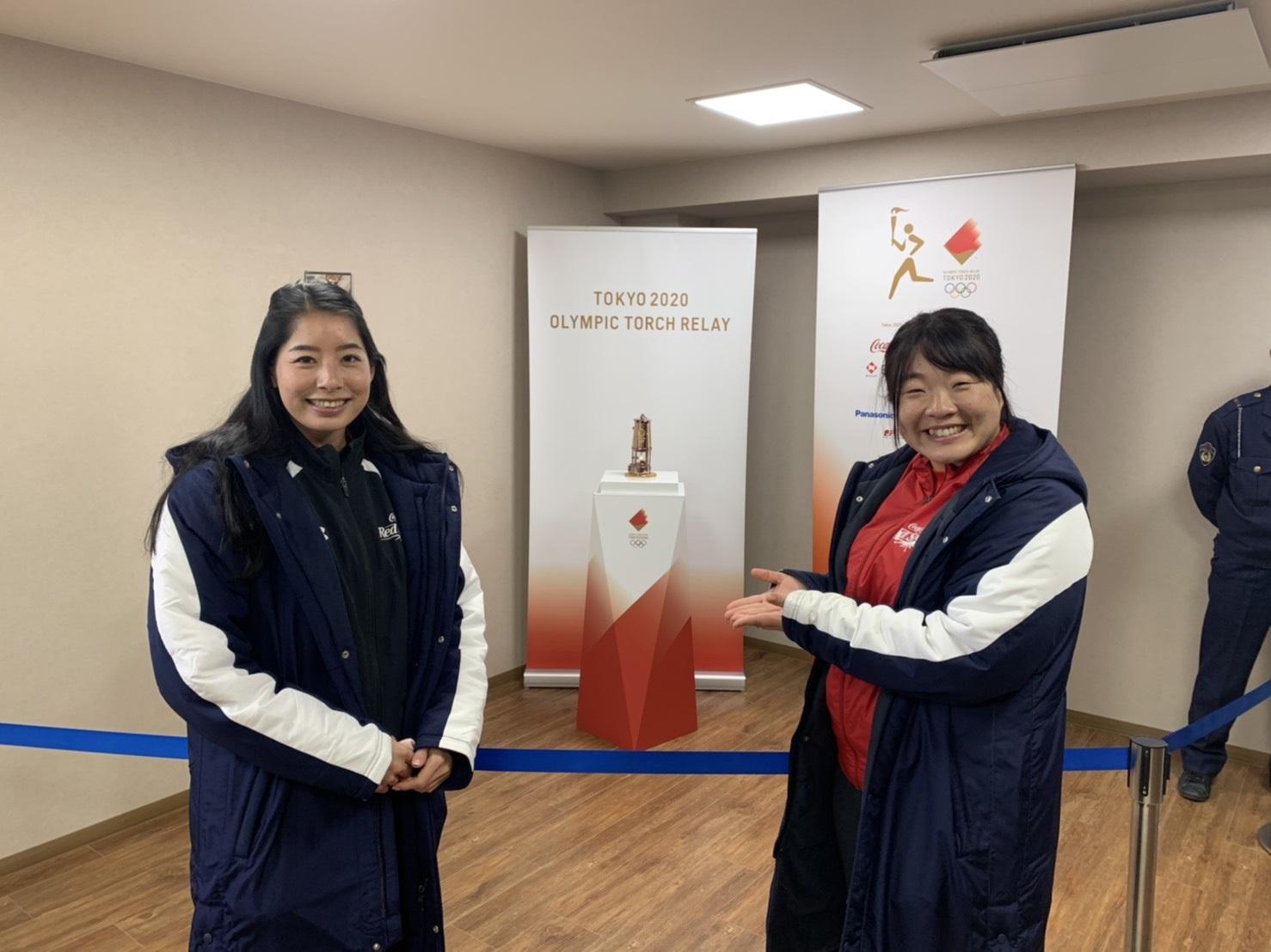 12月 広島県聖火展示イベント