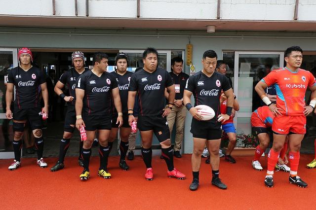 ジャパンラグビートップリーグカップ2019vsクボタスピアーズ