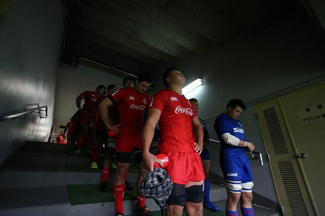 ジャパンラグビートップチャレンジリーグ2019第3節清水建設ブルーシャークス戦